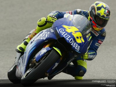 Dry spell suits Rossi at Assen