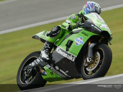 Nakano improves best grid for Kawasaki