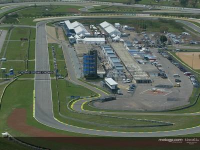 Timetable change for Cinzano Rio Grand Prix