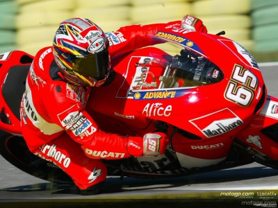 Early promise for Ducati at Rio