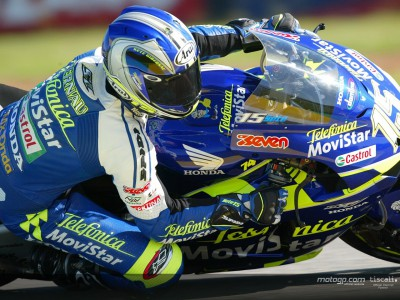 Gibernau confident with race pace