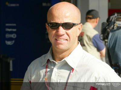 Randy Mamola ripensa alla gara in Brasile