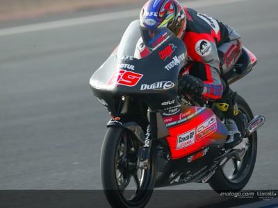 Harms tornerà in pista a Sachsenring