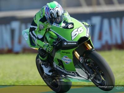 Nakano focus on Sachsenring