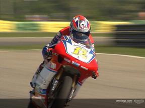 Arnaud Vincent varca la soglia dei 100 GP