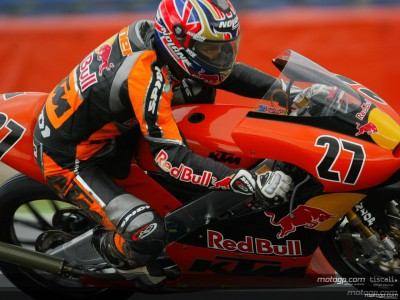 Stoner confident in KTM potential at Sachsenring