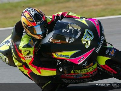 Mixed weekend for Campetella Racing