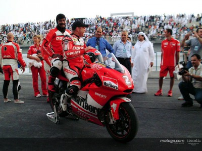 Randy Mamola pays a glowing tribute to the Qatar circuit