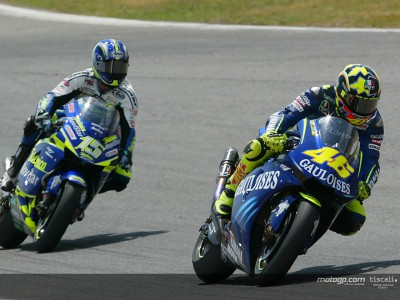 Classic duel to resume at Sachsenring