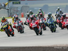 Last year at Sachsenring