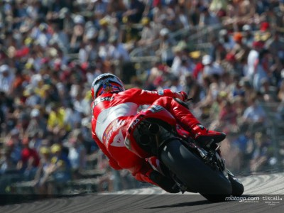 Ducati riders happy with race pace