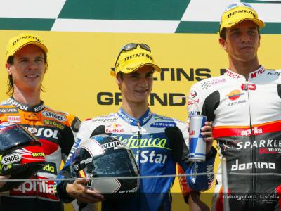 Pedrosa si conferma leader in Germania