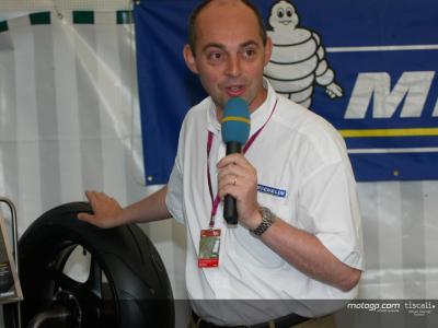Edouard Michelin quiere tener competencia en MotoGP