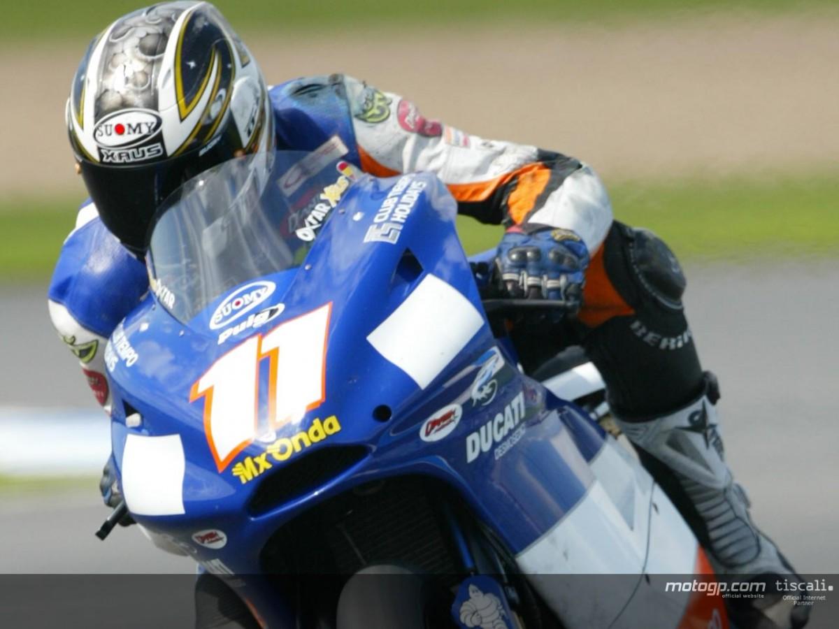 Xaus gets familiar with Craner Curves   MotoGP™