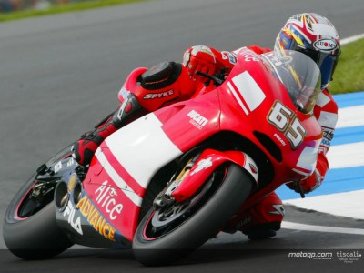 Ducati delight at double top four