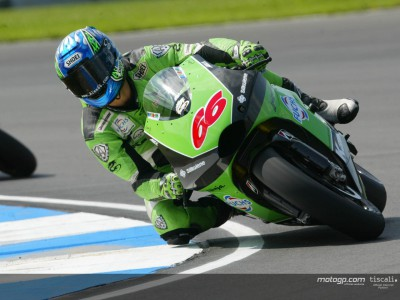 Tough weekend sees result reverse for Kawasaki