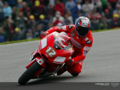 Ducati heading back to form