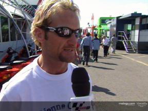 フォガティ:「MotoGPは最終目標」