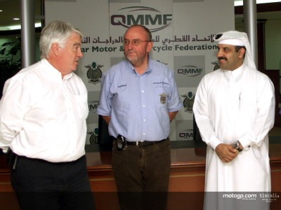 Qatar circuit receives FIM homologation