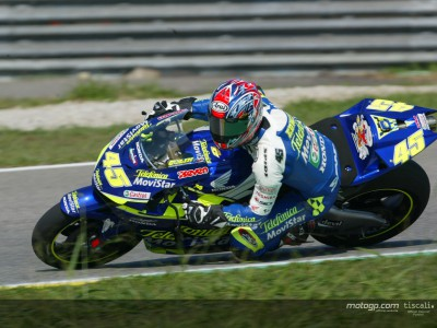 Michelin´s 16,5 Zoll MotoGP-Revolution