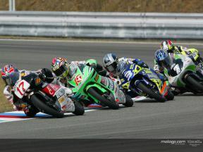 La gara della 125cc dell´anno scorso