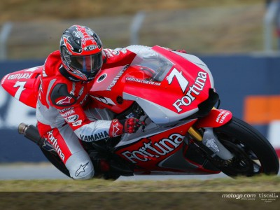Checa confirms progress with provisional pole
