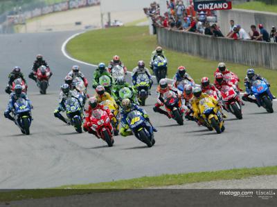 Comunicado de la FIM:  Calendario provisional de MotoGP de 2005