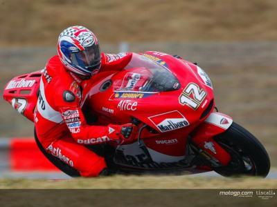 ´Rusty´ Bayliss shines at Brno