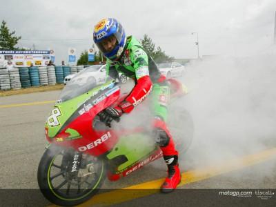 Lorenzo : 'Il fallait que je prenne des risques'