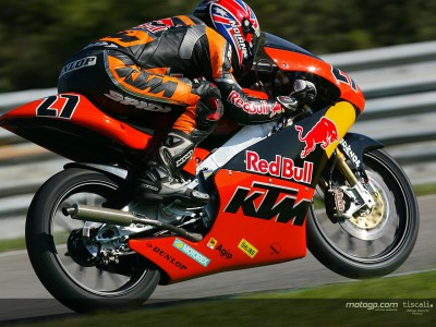 KTM to contest 250cc series in 2005