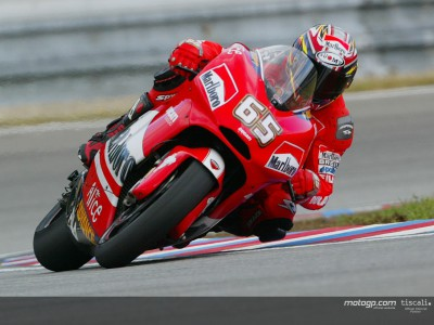 Capirossi satisfied with test results