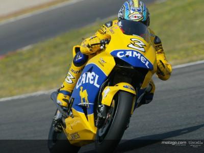 Biaggi laughs off Suzuki rumours