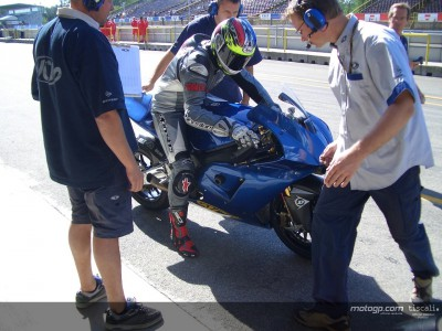 Double test for Matsudo at Brno