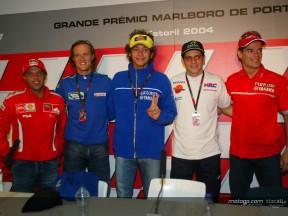 Los rumores en el MotoGP  llegan a Estoril