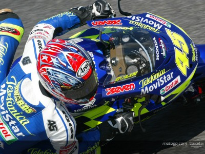 Gibernau and Edwards struggle to find setting