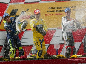 Rossi takes vital title step at Estoril