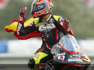 Motociclismo espanhol: 250 vitórias + 1