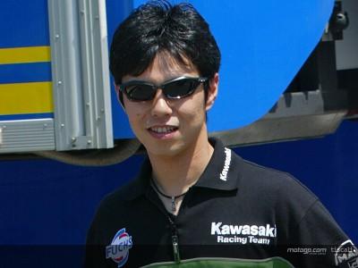 Nakano auf dem Weg die Käufer in Tokyo taub zu machen