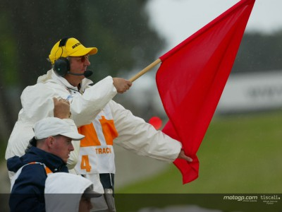 La FIM anuncia nuevas reglas para las banderas amarillas y rojas