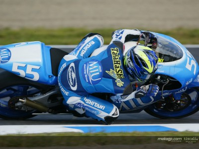 Potente despliegue de wild cards japoneses en Motegi