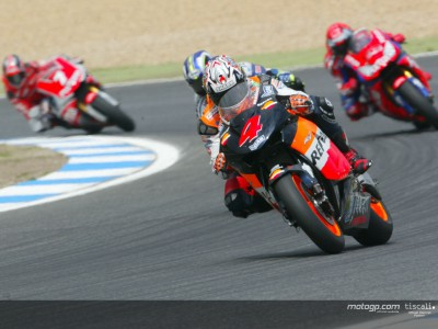 MotoGP heads east for the Camel Grand Prix of Japan