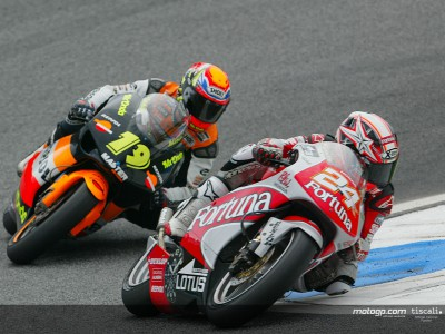 Rivals look to give Pedrosa another rough ride