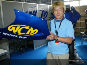 Youichi Ui to ride for WCM