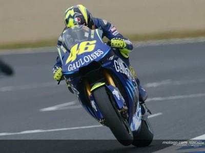 """Rossi: """"Hopkins fuhr wirklich gut.'"""