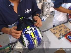 Behind the scenes at Arai helmets