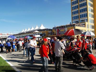 Cinquième anniversaire du circuit de Valence