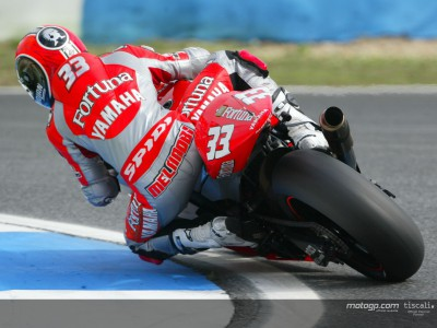 Century man Melandri opens auction