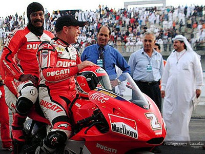 Mamola offers set-up clues for Qatar