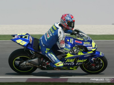 Edwards domina le prime prove libere in Qatar