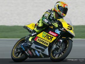 Dovizioso holt sich die erste Pole Position von Qatar